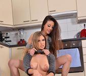 Eva Parcker & Lorena - Hot Legs and Feet 6