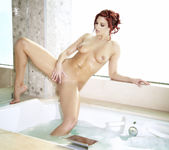 Jayden Cole Gets Her Cunt Satisfied In The Tub 12