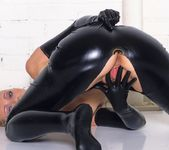 Adel in some latex gear - House of Taboo 5