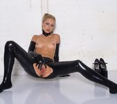 Adel in some latex gear - House of Taboo 9