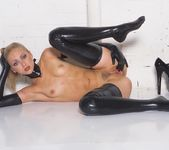 Adel in some latex gear - House of Taboo 13