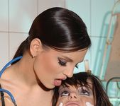 Eve Angel & Jeny Baby - House of Taboo 12