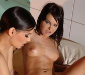 Eve Angel & Jeny Baby - House of Taboo 16