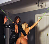 Blond Aloha & LaTaya Roxx - House of Taboo 12