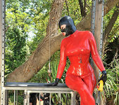 Latex Lucy & Paige aka Ruby Rubber 8