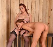 Leila Moon & Sophie Lynx - House of Taboo 7
