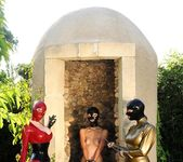 Latex Lucy, Marica Hase & Samantha Bentley 2