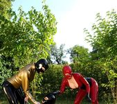 Latex Lucy, Marica Hase & Samantha Bentley 3