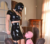 Kyra Hot & Latex Lucy - House of Taboo 4