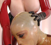 Katia De Lys & Latex Lucy - House of Taboo 9