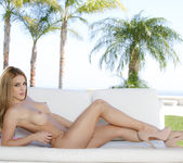 Ryan Ryans Bends Over Naked Fucking Herself With Her Toy 7