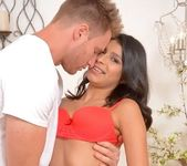 Miya Stone - Lady In Red - 8th Street Latinas 4