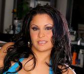 Ann Marie & Sophia Lomeli - Nalga Rica - 8th Street Latinas 2