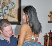 Cassandra - Puerto Rican Pussy - 8th Street Latinas 3