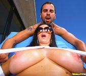 Ava Addams - Pool Side Slide - Big Naturals 5