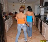 Natasha Dulce & Bella Blaze - Nipple Play - Big Naturals 3