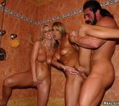 Carolyn & Jordan - Attack Of The Titties - Big Naturals 12
