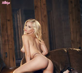 Liz Pleasures Herself Alone At Home 10
