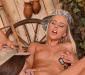Subil Arch & Tracy Gold - Euro Girls on Girls 15