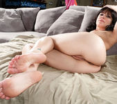 Katie St. Ives Awaits a Cum Load on Her Toes 5