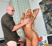 Gianna Capone - Juicy Job - Big Tits Boss 4
