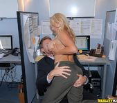 Ingrid Swenson - Tag And Bag - Big Tits Boss 5