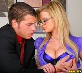 Tarra White - Breast In Charge - Big Tits Boss 6