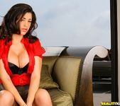Uma Stone - Lady In Red - Big Tits Boss 2