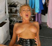 Niki Blond - The Back Room - Big Tits Boss 11
