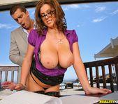 Sara Stone - Special Agenda - Big Tits Boss 5
