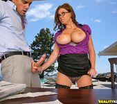 Sara Stone - Special Agenda - Big Tits Boss 6
