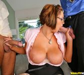 Katie Kox - Working A Double - Big Tits Boss 6