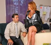 Janet Mason - Shes The Boss - Big Tits Boss 3