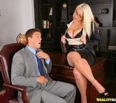 Sadie Swede - On Top Of Things - Big Tits Boss 5
