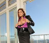Austin Kincaid - Executive Cleavage - Big Tits Boss 3