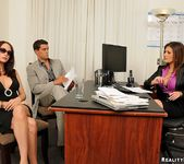 Austin Kincaid - Executive Cleavage - Big Tits Boss 6