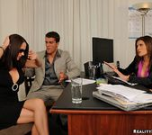 Austin Kincaid - Executive Cleavage - Big Tits Boss 7