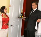 Davia Ardell - At Your Service - Big Tits Boss 6