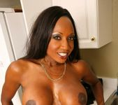 Diamond Jackson - Latte Boobs - Big Tits Boss 3