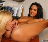 Ava Addams & Molly Cavalli - Big Tits In Charge 10