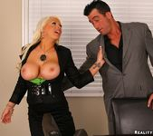 Candy Manson - Head Honcho - Big Tits Boss 9