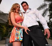 Abby Rode - Mouth To Lip Service - Big Tits Boss 8