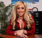 Jessica - Work Hard Play Hard - Big Tits Boss 4