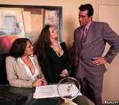 Savannah & Rachel - Corporate Fluffer - Big Tits Boss 7