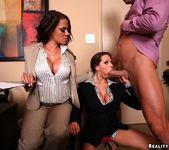 Savannah & Rachel - Corporate Fluffer - Big Tits Boss 8