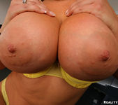 Claire Dames - Powerful Pussy - Big Tits Boss 7