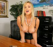 Abbey Brooks - Pink Slit - Big Tits Boss 3
