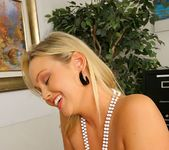 Abbey Brooks - Pink Slit - Big Tits Boss 10