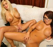 Shyla Stylez & Eva Angelina - Dicktating - Big Tits Boss 7