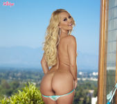 Aaliyah Love Takes Off Her Panties And Fingers Herself 7